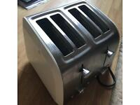 4 slice toaster open to offers