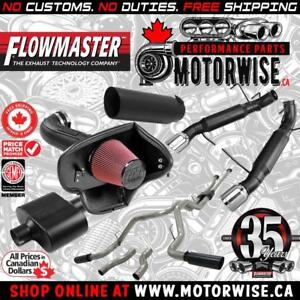 Flowmaster Exhaust Systems, Mufflers, Cold Air Intakes | Free Shipping | Shop & Order Online at www.motorwise.ca