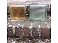 Large Translucent Glass Bricks