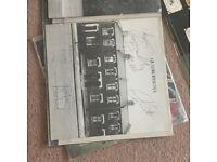 Rare The Who signed Quadrophenia original album