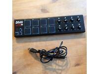 Akai LPD 8 pad controller