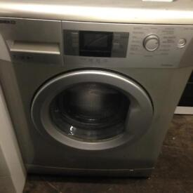 Silver beko Washing machine £70