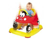 Little Tikes car bouncer & walker