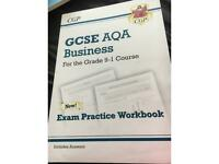 GCSE BUSINESS AQA WORKBOOK