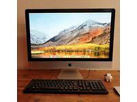 "Apple iMac 27"" | 3.06 Ghz Intel Core 2 Duo | 8GB RAM | 1TB SATA HDD |"