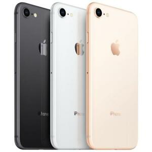 Apple iPhone 8 64GB - Space Grey and Gold New Sealed With 1 Year Apple Warranty