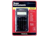 CFA Approved Calculator - BA II Plus Professional - New - £35