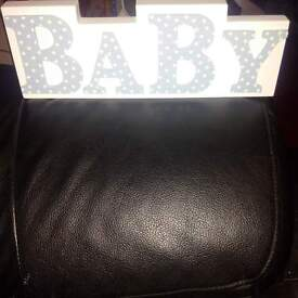 Baby 3D Sign