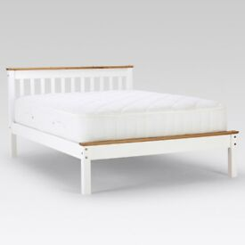 Single Bed with Mattress - Never even took out of the box!