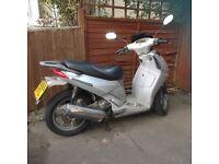 Aprilla Sport City 124cc scooter