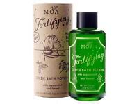 MOA Fortifying Green Bath Potion (100ml)