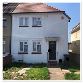 3Bed Semi Hse HA0 for a 3Bed Hse in NW2 Area