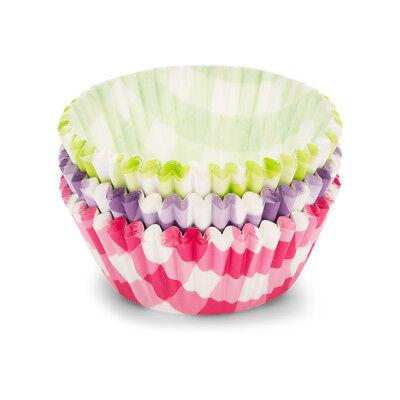 Muffin - kariert 01738 - 2 Boxen a 5cm (Backen-cup)