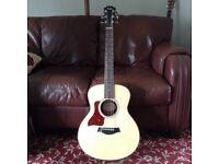 Left Handed Taylor GS Mini Acoustic Guitar