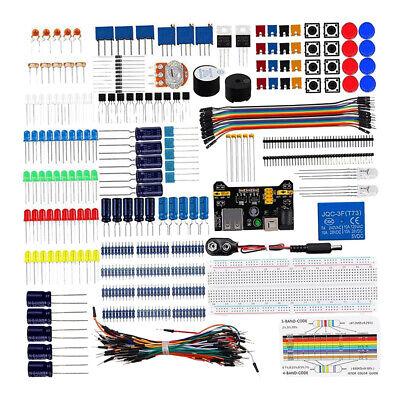 Starter Kit For Raspberry Pi Learn Electronics Programmingsolderless Breadboard