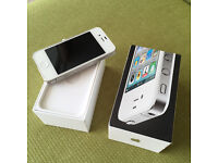Apple Iphone 4 8GB in Original Box Excellent Condition in Central London