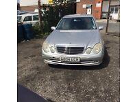 Mercedes e270 cdi Avantgrade