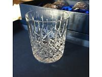 Royal Scot Crystal glassware (6 pcs)