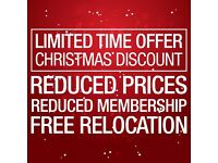 CHRISTMAS DEAL: DISCOUNTED SINGLE BEDROOMS AVAILABLE NOW!