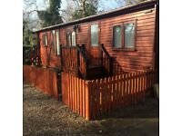 Double room to rent in log cabin. Set at the foot of the Cleveland Hills.