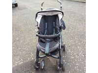 Silvercross pushchair in good condition