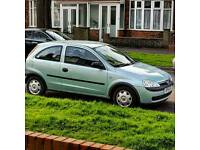 Corsa (non-starter!) **Spares and repairs**