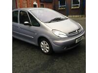 57 Plate, Citroen Picasso 1.6 Desire 1 Yr Mot , Lady Owner, Choice of 2 , Silver