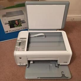 HP Photosmart C3180 Printer, Scanner & Copier