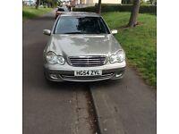 Mercedes C200 avantgarde CDI