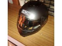MDS Motorbike Helmet Large