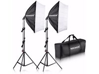 "Neewer® 700W Professional Photography 24""x24""/60x60cm Softbox SET OF TWO"