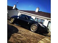 Nissan 350z convertible roadster swap for 350z coupe or recovery truck (skyline s13 s14 180sx)