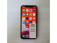 APPLE IPHONE X 256GB SPACE GRAY UNLOCKED TO ALL NETWORKS WITH RECEIPT
