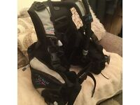 ARIES EX 300 ( Oceanic ) Ladies BCD Scuba diving Jacket Excellent Condition