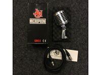 JHS GM55 Retro Designed Dynamic Microphone