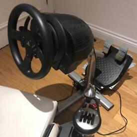 Thrustmaster T300 RS Driving Set