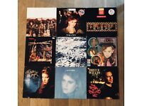 Job Lot of 27 Classic Records on Vinyl (All Pictured)