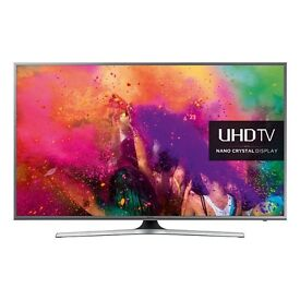 SAMSUNG 50 SMART ULTRA HD 4K 1400PQI NANO CRYSTAL DISPLAY FREEVIEW HD