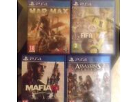 Old Ps4 games