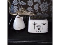 MATCHING DUALIT TOASTER AND KETTLE