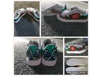 Gucci trainers size 4
