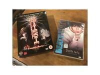 Deathnote Anime show and dvd