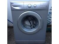 Silver Beko 5kg Washing Machine