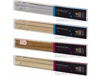 Brand New PVC Venetian Blinds Wooden Wood Grain Effect Teak Natural White Cream Window