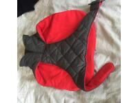 Brand new cosipet dog coat 14 inches