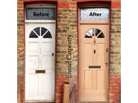 Fire Rated Doors, Front Doors, HMO Licence, Locksmith, Carpenter