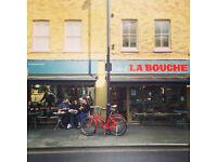 General Manager, l'eau a La Bouche Delicatessen & café