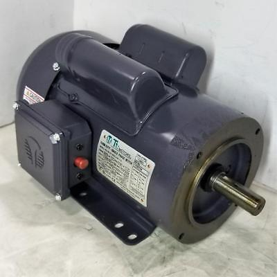 Bay Motor 5A140-230 Shaded Pole C-Frame UNIVERSAL MOTOR 115 Volts 2744 RPM