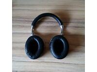 Parrot Zik Wireless headphones - Black and Silver