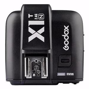 Godox Flash Triggers/receivers: Transmitters for Canon, Nikon ,  Sony, Fuji